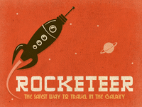 Rocketeer - The Safest Way to Travel in the Galaxy