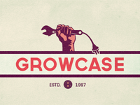 Growcase Rebranding Idea # 4