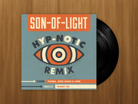 "Son-of-Light ""Hyp-Notic Remix"" Cover Art"