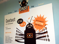 ONST Creative Website