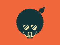 Afro Logo Exploration