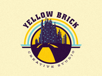 Yellow Brick Creative Studio - Scrapped Logo Concept