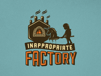 Inappropriate Factory - Final Logo