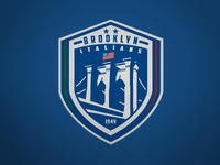 Brooklyn Italians (NPSL) Rebrand