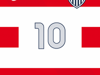 New US Men's Soccer Home Kit Wallpaper