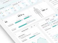 Patient Record Dashboard Preview