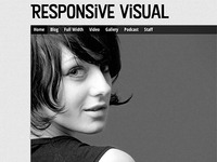 Responsive Visual Theme