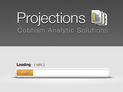 Projections-loading