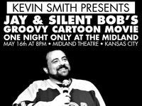 Kevin Smith Event Poster