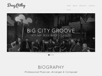 New website for Doug Oatley