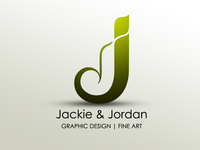 Jackie And Jordan Logo
