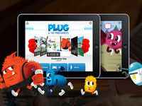 New site portfolio image (Plug & The Paddywhacks)