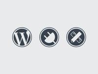 Wordpress Icons