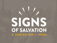Signs of Salvation