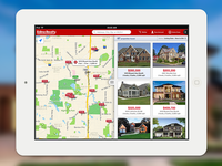 Edina Realty iPad