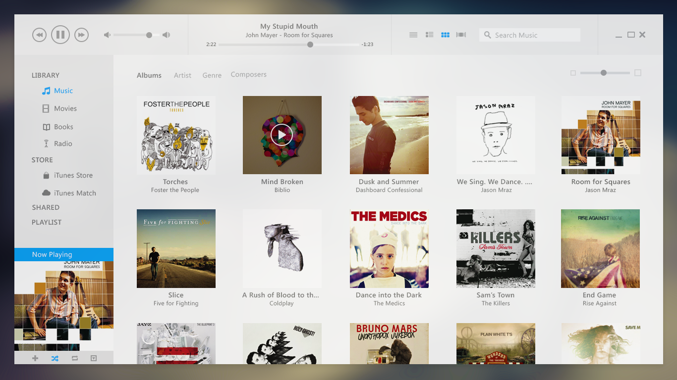 Full-itunes-redesign-blur-bg-