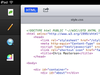 Coda For iPad