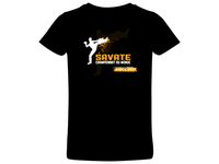French boxing World Championship T-shirt-H