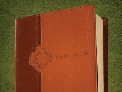 Living Bible packaging