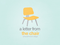 A Letter From The Chair
