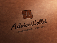 Advice Wallet logo
