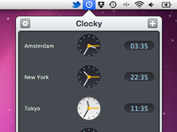 Clocky for Mac