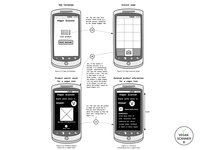 Vegan Scanner Wireframes Example