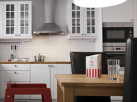 3d Kitchen (Vray exploration)