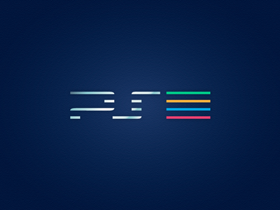 PlayStation 4 logo (PS4 concept #1)