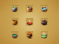 Icon consumables #2