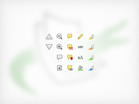 Crocodoc UI Icons