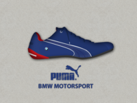 Puma BMW Motorsport (all vector)