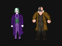 Pixel Villains