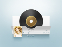 Music on with psd