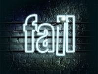Fail or Fall
