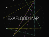 Exaflood map