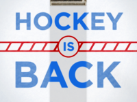 Hockey Is Back!