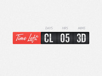 Time Left: CL053D!