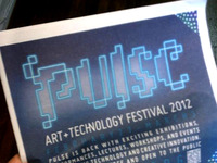 Pulse Art and Technology Festival