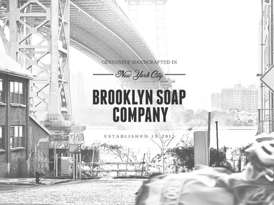 Brooklyn Soap Co. – Logo