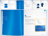 St. Mike's Hospital Corporate Identity Mock Rebrand