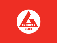 American Giant Clothing Logo