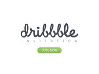 Dribbble Invite - Poll