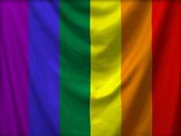 Pride Flag iPhone Wallpaper