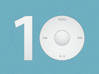 Happy Birthday iPod