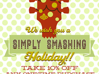 Simply Smashing Holiday