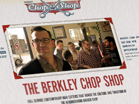The Berkley Chop Shop
