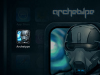 Archetype App Icon - Draft 2