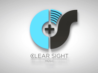 Clear Sight Music logo