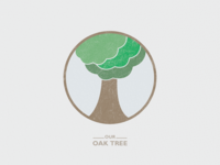 Our Oak Tree